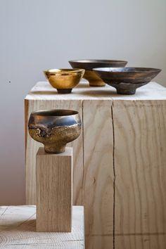 Domus // Ryota Aoki pottery at Room406