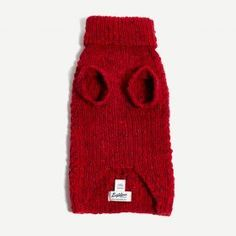Knitted Dog Jumper (Various Colours)