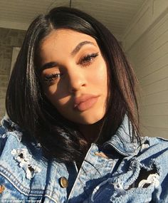 Kylie Jenner shows off lithe legs and firm derrière in sultry snaps on Instagram | Daily Mail Online
