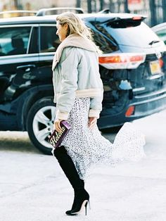 10 Outfits You Can Put Together in Under 30 Seconds via @WhoWhatWear