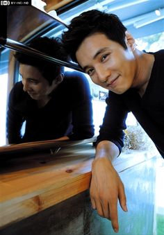 """Won Bin - """"the man from nowhere"""" such a good movie!!!!"""