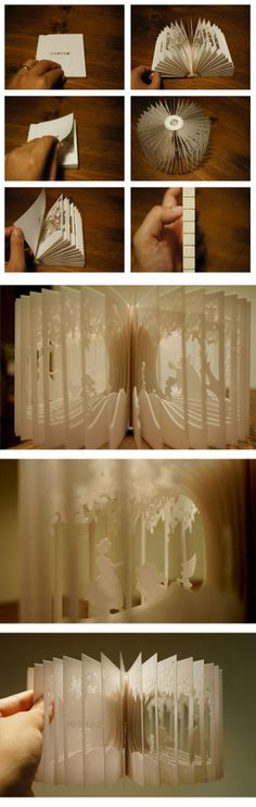 #Snow White and the Seven Dwarves  #360 Degree Flipbook  #Design by Yusuke Ono