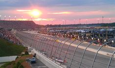 Best of NASCAR Tracks: Darlington Raceway -- see it in mid-May