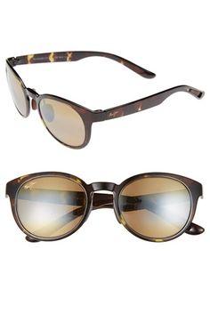 d2fb6c612d964 Free shipping and returns on Maui Jim Keanae 49mm Polarized Sunglasses at  Nordstrom.com.