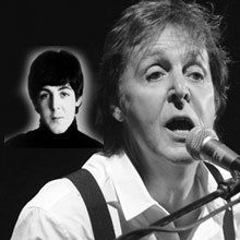 Happy Birthday Paul McCartney!  June 18, 2013, click to read further