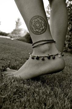 Inspiration för kommande tatuering