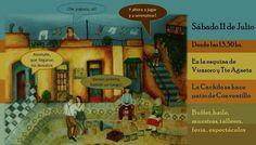 Rosario: Milonga La Novata en la Fiesta Cachila