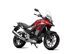 Ensaio: Honda CB500X Polivalente com instintos trail   VÍDEO