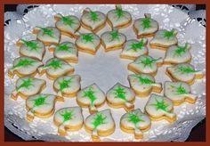HAJANY - Recepty - Cukroví - 23 receptů s obrázky Thing 1, Cookies Decorados, Christmas Cookies, Sushi, Birthday Cake, Ethnic Recipes, Desserts, Food, Kitchen Ideas