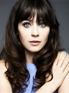 Zooey Deschanel  - Cool Winter