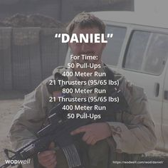 """""""Daniel"""" WOD - For Time: 50 Pull-Ups"""