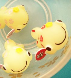 Cutie Kawaii Japanese Kingyo Goldfish Toy