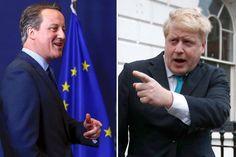 De Britse premier David Cameron heeft in een - volgens The Independent vrij emotionele - speech ervoor gepleit om in de Europese Unie te blijven. ''Kunnen we zeker zijn dat de vrede en stabiliteit op ons continent verzekerd zijn?' Zijn vriend/rivaal Boris Johnson lanceerde intussen een persoonlijke aanval op Cameron.