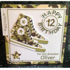 Birthday Wishes, Birthday Cards, Happy Birthday, Birthday Posts, Marianne Design, Scrapbook, Pop Up Cards, Kids Cards, Making Ideas