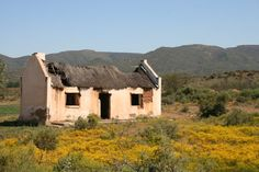 Top 10 things to do on Route Another lovely part of South Africa! Abandoned Houses, Abandoned Places, Old Houses, Farm Houses, Landscape Art, Landscape Paintings, Landscape Photography, Scenery Photography, Night Photography