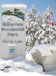 Killarney provincial park, Ontario - Winter All About Canada, Camping Images, Ontario Parks, Beautiful Park, Winter Beauty, Winter Activities, Playground, Fun, Hiking