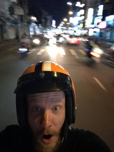 Saigon after dark