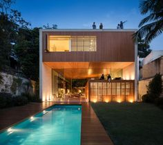 Earthy Geometric Abodes - This Stunning Cubist Home is Flawless, Organic and Artistic (GALLERY)