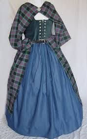 make medieval scottish clothing - Google Search