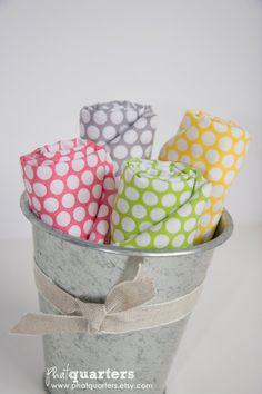 Riley Blake fabric -  HONEYCOMB Dot FAT Quarter BUNDLE - fabric bundle, cotton fabric by the yard, polka dot #rileyblakedesigns #honeycomb #dot #fabric