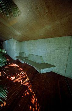 The Sheats Goldstein House, John Lautner, 1963