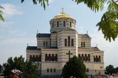 Севастополь. Херсонес. Владимирский собор