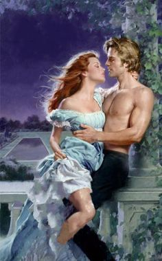 Maher Art Gallery: Jon PAUL / Cover Art for Romance