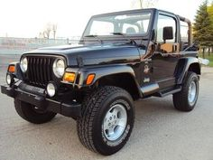Amazing Price/Bid: $5,000 2001 Jeep Wrangler Sahara 4.0l 6cyl Auto A/c