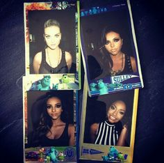Little Mix at the Teen Choice Awards '13 ♥