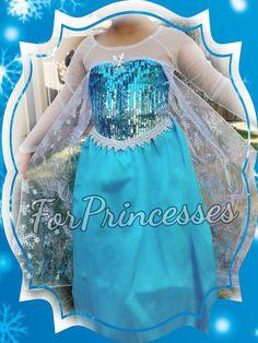Inspiration for DIY Elsa costume Elsa Halloween Costume, Elsa Pictures, Frozen Dress, Frozen Party, Holidays Halloween, Becca, Trick Or Treat, Princesses, Kid Stuff