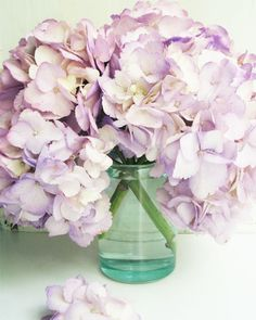 Lavender Hydrangeas by such pretty things, via Flickr
