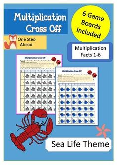 Beginning of the year instructional coaching tools includes forms multiplication cross off game pack sea life theme fandeluxe Images