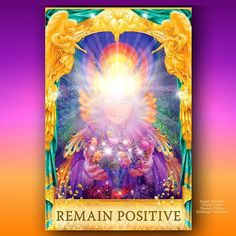 """""""The power of positivity"""" is the angels' message for you today, with an emphasis upon the word """"power."""" Your guardian angels are showing you that your positive outlook is a very powerful energy.  You can improve any situation with your faith and optimism. Conversely, you're SO powerful that you can attract obstacles with pessimism.  They're saying that today is a gateway energy opening, and that your optimism increases the speed of your manifestations and answered prayers.  The angels are…"""