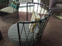 Woven Chair, Hanging Chair, Furniture, Home Decor, Decoration Home, Hanging Chair Stand, Room Decor, Home Furnishings, Home Interior Design