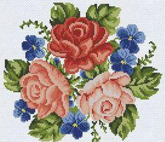 букет цветов, оригинал