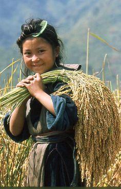 Sapa, Vietnam http://viaggivietnam.asiatica.com/