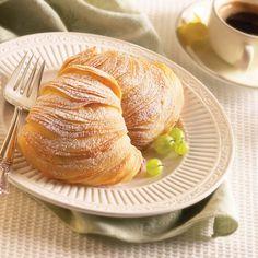 Uno de mis dulces preferidos.... Sfogliatella!