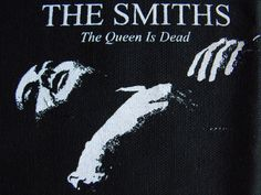 THE SMITHS patch Goth punk dance Free by LordOfTheLeftHand on Etsy, $2.99