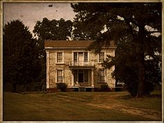William R. This Greek Revival house was built Abandoned Property, Old Abandoned Houses, Old Houses, Old Southern Homes, Southern Style, Abandoned Plantations, Martin County, Brown House, Antebellum Homes