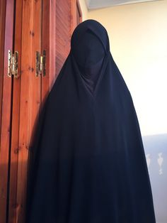 One Piece Fitted Khimaar by BaneeAsadillah on Etsy