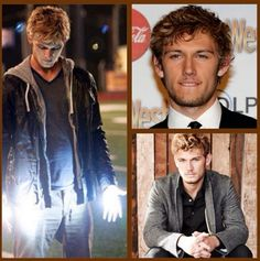 Alex Pettyfer/Number Four in I Am Number Four