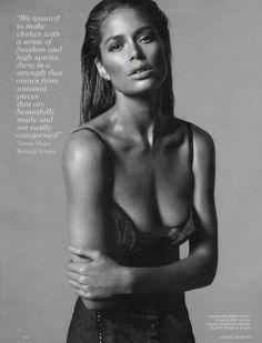 Doutzen Kroes Vogue UK