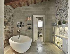 Vasca Da Bagno Rustica : Fantastiche immagini su bagno home decor restroom