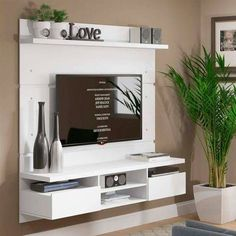 Dashboard #For #TV # 50 #Inch #Live #White # 160 #Cm #in #Stores #American.com
