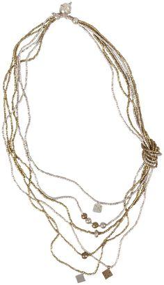 Raven + Lily Azana, Long Charm Necklace - Free Shipping at Vine.com