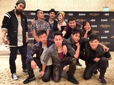 Quest Crew「The bunch. #latepost #jstyle #amway」