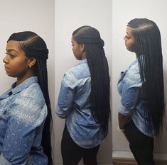 Book appts today Side part box braids - Box Braids Hairstyles Box Braids Hairstyles, Lemonade Braids Hairstyles, My Hairstyle, African Hairstyles, Girl Hairstyles, Hairstyles 2018, Cornrolls Hairstyles Braids, Hairstyles Videos, Protective Styles