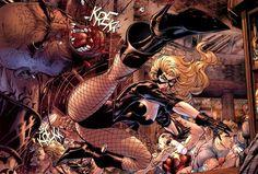Black Canary Kimdir, Kim Değildir?  http://kahramangiller.com/cizgi-roman/dc-super-kahraman-dosyalari-black-canary/