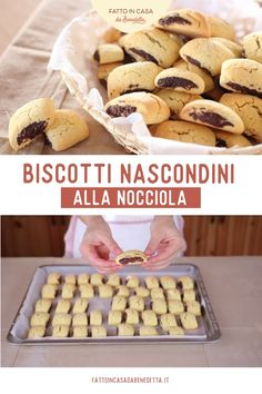 Biscotti Cookies, Biscotti Recipe, Bulgarian Recipes, Italian Recipes, Biscuit Recipe Video, Buzzfeed Tasty, Gateaux Cake, Oatmeal Cookie Recipes, Mini Foods