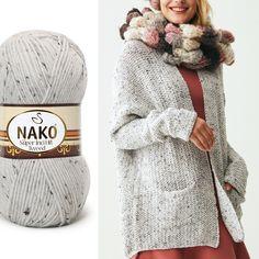 Handmade Bags, Etsy Handmade, Tweed, Winter Hats, Fall Winter, Baby Sweaters, Knit Crochet, Fur Coat, Knitting